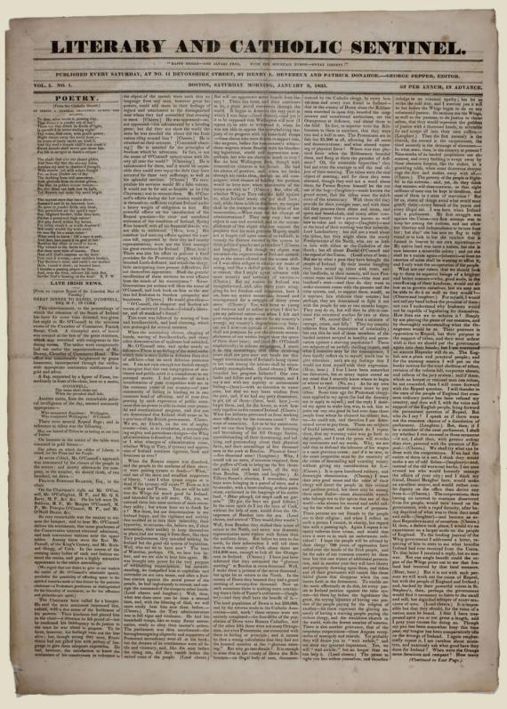 Image of newspaper page