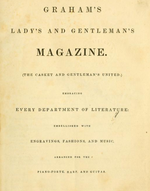 Image of Graham's Magazine