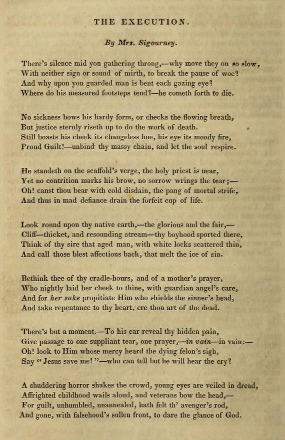 "Image of poem ""Execution"""