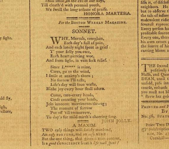 Image of Sonnet